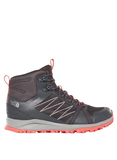 The North Face The North Face Kadın Lıtewave Fastpack Iı Mıd Gtx Ayakkabı Nf0A3Recc401 Gri